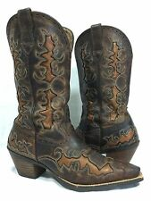Ariat Sassy Brown Dandy Cowgirl Boot Snip Toe 10007964 Western Cowboy Boots 8.5B