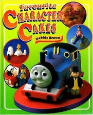 Favourite Character Cakes,Debbie Brown