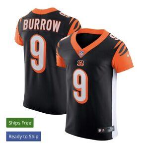 Joe Burrow Nike NFL On-Field L Black Jersey Bengals NEW UNOPENED NWT L