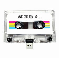 16GB USB Mixtape -Birthday, Anniversary,  Gift for him, Loved One, Present, 80s