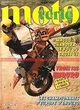 MOTO VERTE  77 FANTIC 125 RC KTM RV SWM GS TF1 MOTOBECANE M 50 EV HONDA MT8 XLS