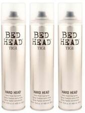 TIGI Bed Head Hard Head Hair Spray 385ml X 3