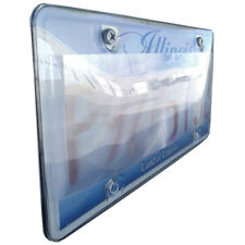 NEW Street Vision Diffusional Photo Shield License Plate Covers SVPBLOCKP2