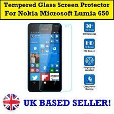 For Nokia Microsoft Lumia 650 - 100% Genuine Tempered Glass Screen Protector