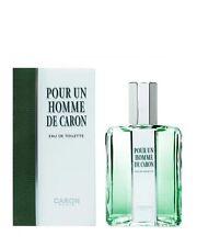 Caron Pour Un Homme De Caron 125ml EDT Spray New Retail Boxed Sealed