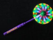 "Krewe of Endymion 2011 Lt-Up ""Spinning Windmill"" Mardi Gras Specialty Item"