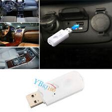 Mini Car USB Bluetooth V2.1 Stereo Audio Music Wireless Speaker Receiver Adapter