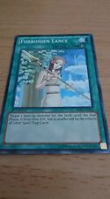 Forbidden Lance Mixed Sets/Editions Common Yugioh