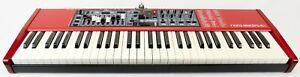 Clavia Nord Electro 4D Drawbars Synthesizer + Top Zustand / OVP + 1,5J Garantie
