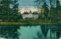 Ansichtskarte Schloß Favorite bei Rastatt (Nr.9194)