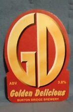 Burton Bridge Golden Delicious * pump clip front