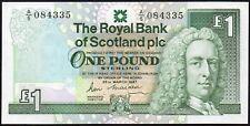 Scotland £1 Pound 1987 (P-346a)