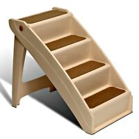New PupSTEP Plus Extra Large Pet Stairs, Fold Away