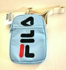 FILA WAIST SLING BAG SATCHEL POUCH BAG Light Blue Color NEW With Tags H95