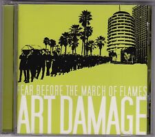 Art Damage - Fear Before The March Of Flames - CD (EVR96 Equal vision)