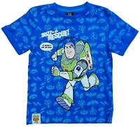 Boys Toy Story Buzz Lightyear to The Rescue T-Shirt Top 9 Months to 6 Years
