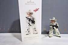 "2007 Hallmark Qxi7577 ""A Christmas Story-Ralphie Parker Saves the Day"" Ornament"