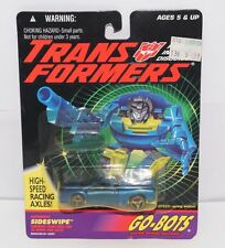 G2 Sideswipe Gobots MOSC Transformers Action Figure FREE SHIP