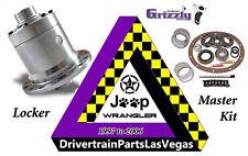 Yukon Grizzly Locker Dana 35 30 Splines Jeep Wrangler TJ  Master Kit YGLM35-4-30