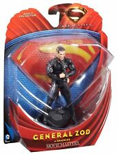 Man of Steel Movie Masters General Zod in Shackles Action Figure Factory Sealed