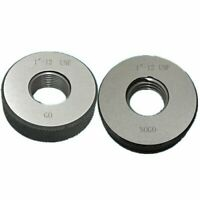 M24 x 1.5 thread ring gage 6g GO NOGO 100/% calibrated by expedited DHL M24x1.5