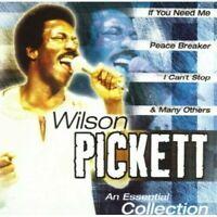 ID5783z - Wilson Pickett - An Essential Collect - GFS370 - CD
