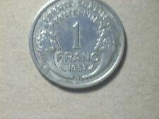 1 franc type morlon 1957 B