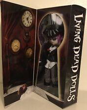 Dynamic Living Dead Dolls Eggeorcist As White Rabbit Collectors Item Alice In Wonderland Living Dead Dolls