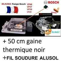 Transistor IRLR2905 Réparation pompe injection Bosch VP29  avec patte Iso alu