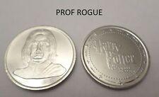 Pièce N°9 PROFESSEUR ROGUE neuve / coin jeton pour album Harry Potter GRINGOTTS