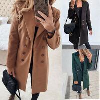 Womens Casual Jacket Loungewear Long Sleeve Tops Autumn Cardigan Ladies Coats