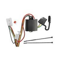 Trailer Hitch Wiring Tow Harness 4-way For Subaru Forester Outback Crosstrek