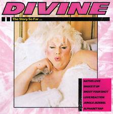 Divine - The Story So Far CD RARE UK 1st Press DISCO NATIVE LOVE SHAKE IT UP