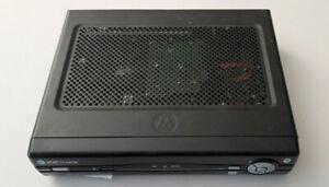 AT&T U-Verse Motorola VIP2250 Wireless TV Receiver 555949-002-00 w/ power supply