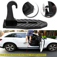 Foldable Car Door Latch Hook Step Mini Foot Pedal Ladder for Jeep SUV Truck Roof