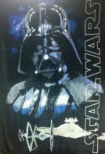 Disney's Star Wars Royal Plush Raschel Blanket / Throw - Choose Design