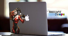 Harley Quinn, Harley Quinn Decal, sticker, skin for Apple Computer MacBook Pro