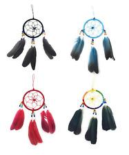 Indianischen Traumfänger Dreamcatcher Dekoration Federn Windspiel
