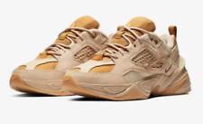 Nike M2K Tekno SP Linen Ale Brown Wheat Gum Men Daddy Shoes Sneakers BV0074-200