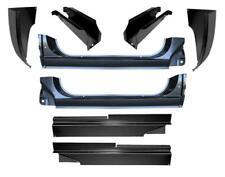 Inner outer rocker panel cab corner & mount kit for 73-87 Chevy GMC pickup