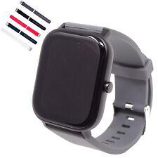 Cinturino 20mm SIMPLE polso silicone per Samsung Gear Sport SM-R600 7Q2O