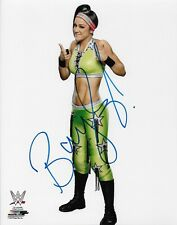 BAYLEY WWE DIVA SIGNED AUTOGRAPH 8X10 PHOTO #5 W/ PROOF
