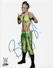 CARMELLA WWE WOMENS DIVA SIGNED AUTOGRAPH 8X10 PHOTO W// PROOF