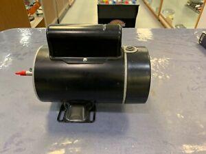 Flex-48 48Y Thru-Bolt 3/4 or 0.10 HP Dual Speed Above Ground Pool Motor,