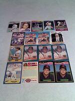*****John Kruk*****  Lot of 50 cards.....42 DIFFERENT / Baseball