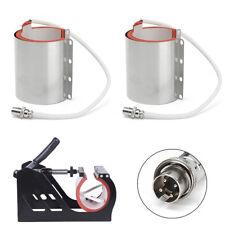 Various Mug Attachment 11oz Latte Heat Press Transfer Machine Stainless Steel