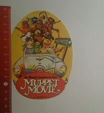Pegatina/sticker: Muppet Movie los Muppets venir al cine (211016189)