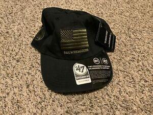 "Dallas Mavricks 47 Brand Clean Up Hat Adjustable ""Seats For Shoulders"" NWT"