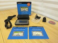 GARMIN NUVI 260W 4.3 INCH GPS (2008 USA & CANADA) Good Battery