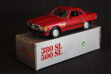 NZG Mercedes-Benz 380 / 500 SL 1:35 Red (JS)
